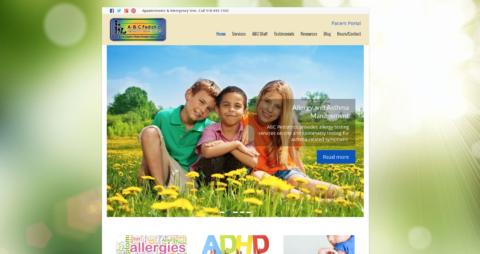 abc pediatrics website